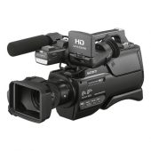 Camera video profesionala Sony HXR-MC2500E – Obiectiv Sony G zoom optic 12x, Wi-Fi, 32GB Black Friday 2020