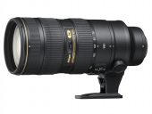 Obiectiv Nikon 70-200mm f/2.8G ED VR II AF-S NIKKOR Black Friday 2020