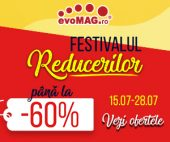 Festivalul Reducerilor la evoMAG 2021