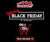 Winter Black Friday la evoMAG 2020