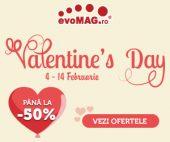 Valentine's Day la evoMAG 2020