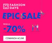 Fashion Days Epic Sale 2020