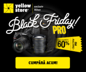 Black Friday PRO la Yellow Store 2021