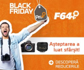 Black Friday PRO la F64 2020