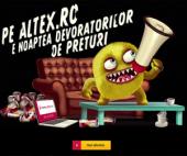 Noaptea Devoratorilor de Prețuri la ALTEX 2020