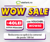 WOW Sale la Elefant.ro 2020