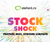 Stock Shock la Elefant.ro 2021