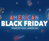 American Black Friday la Elefant.ro 2021