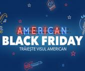 American Black Friday la Elefant.ro 2021