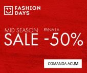 Fashion Days Mid Season Sale 2020