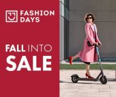 Fall into Sale la Fashion Days 2020