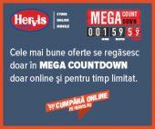 Hervis MEGA COUNTDOWN 2020