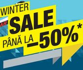 Winter Sale la Hervis 2020