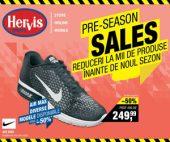 Pre-Season Sale la Hervis 2020