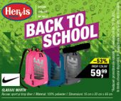 Back to School la Hervis 2021