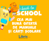 Back to School la Libris 2020