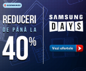 Samsung Days la Germanos 2020