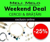 Weekend Deal la Meli Melo 2020