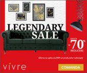 Legendary Sale la Vivre 2020