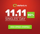 Single's Day la Elefant.ro 2021