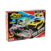 Set de joaca cu 1 masinuta High Speed Racing Black Friday 2021